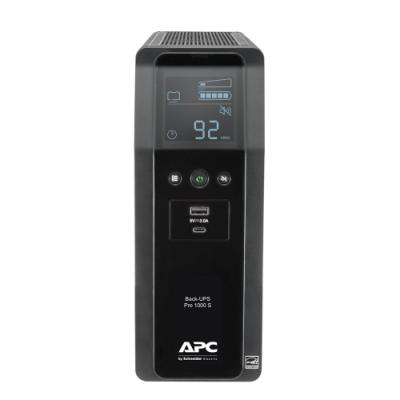 APC Back-UPS Pro 1000VA 在線互動式不斷電系統 (BR1000MS-TW)