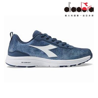 Diadora SWAN 3 DM 女慢跑鞋 藍DA174944-C0304