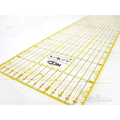 縫紉工具 NCC 雙色拼布尺60*15cm