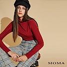 MOMA 微高領內搭上衣_3色