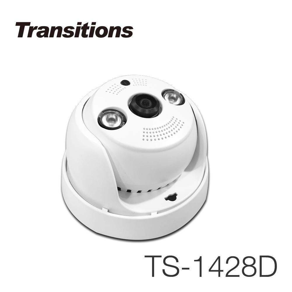 全視線 TS-1428D 全景1080P紅外線彩色攝影機-快