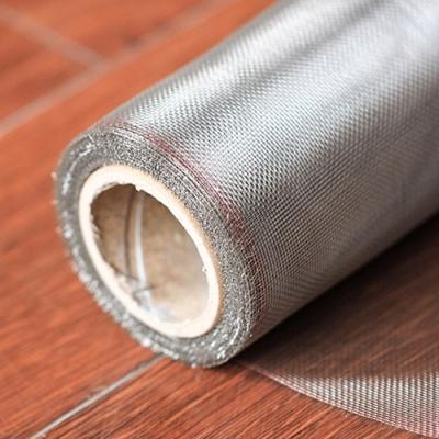 GD01-40RL 20目4尺寬防老鼠囓咬 加厚不鏽鋼網 紗窗網 白鐵網 整捲售
