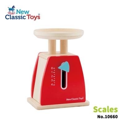 荷蘭New Classic Toys 木製家家酒麵包秤 - 10660