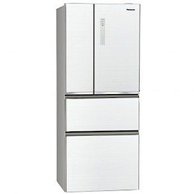 Panasonic國際牌 500L 1級變頻4門電冰箱 NR-D500NHGS (限雙北市可安裝)