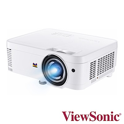 ViewSonic PS501X XGA 短焦教育投影機(3500流明)