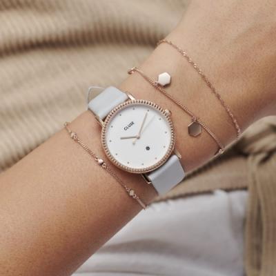 CLUSE 荷蘭精品錶簡約加冕系列 / 三色選 / 原價$5000