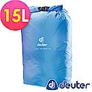 【ATUNAS 歐都納】德國DEUTER防水袋15L(39272水藍/旅行/運動/收納)