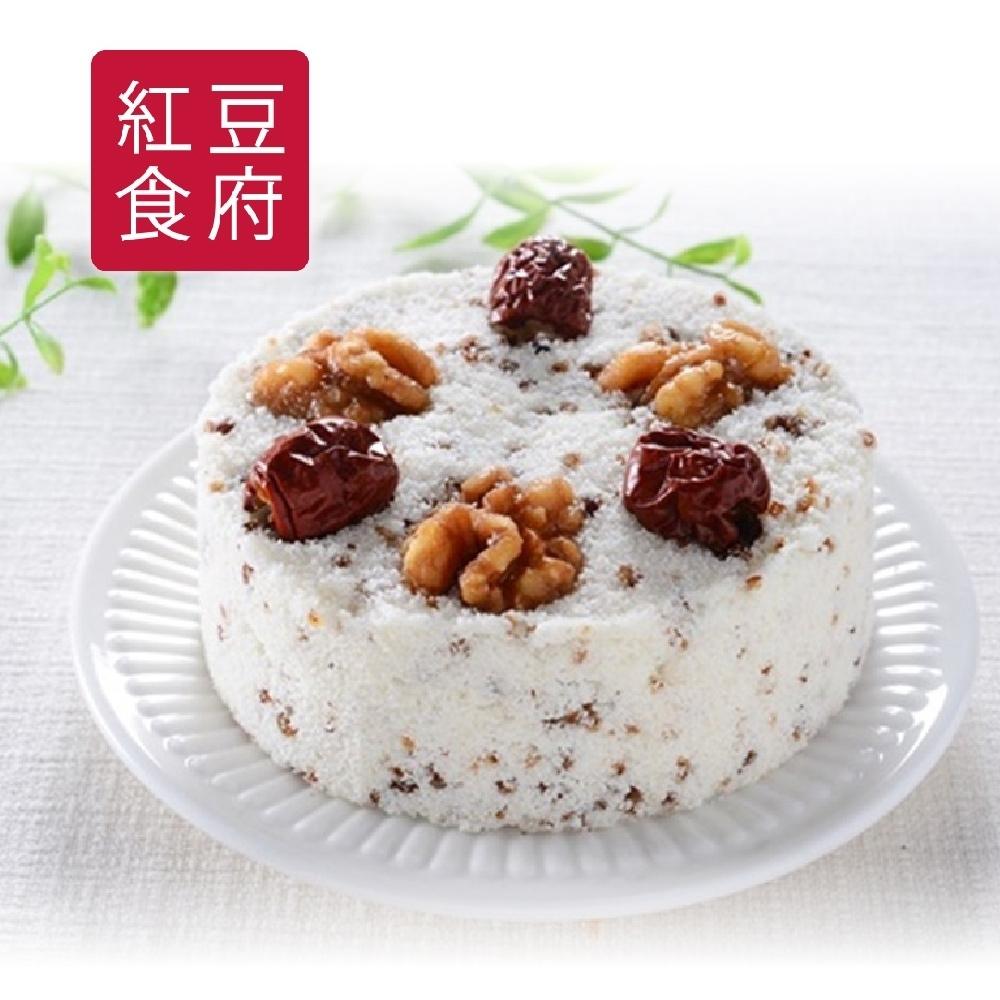 紅豆食府SH‧紅棗核桃鬆糕(280g/盒) (年菜預購)