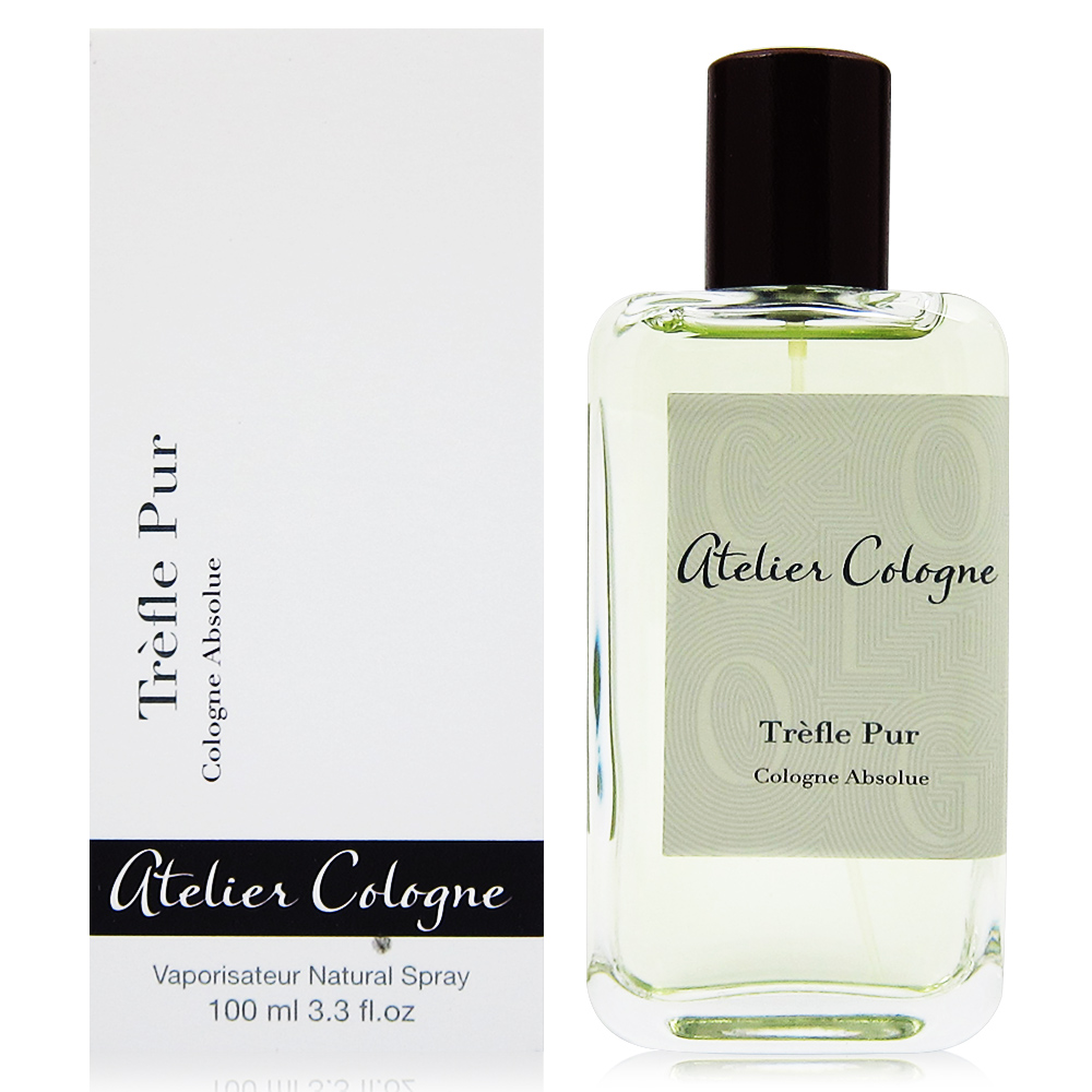 Atelier Cologne Trefle Pur純淨三葉草香水100ml(法國進口)