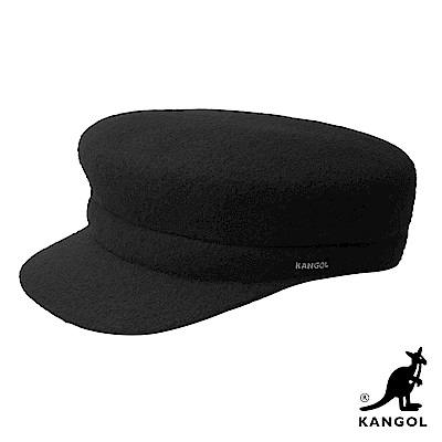 KANGOL蘋果帽-黑色