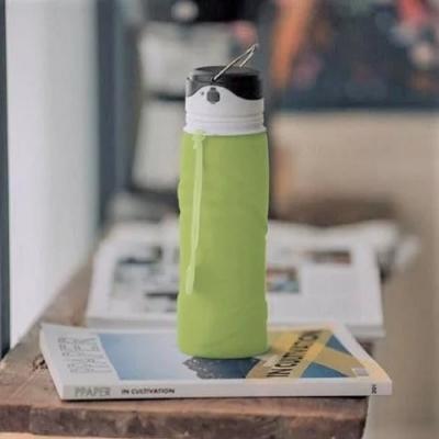仁舟淨塑 捲捲矽光瓶750ml-大地綠