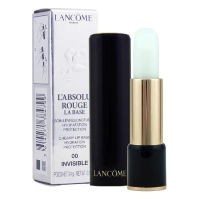 (即期品)LANCOME蘭蔻 絕對完美護唇膏3.4g#00(效期至2022年02月)