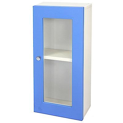 Aaronation 經典款單塑鋼開門浴櫃 GU-C1027B