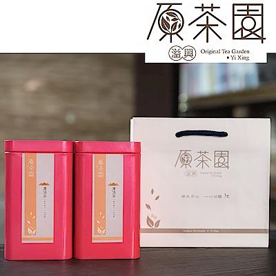原茶園 台灣凍頂茶醇厚飽滿烏龍茶(150gx4包)