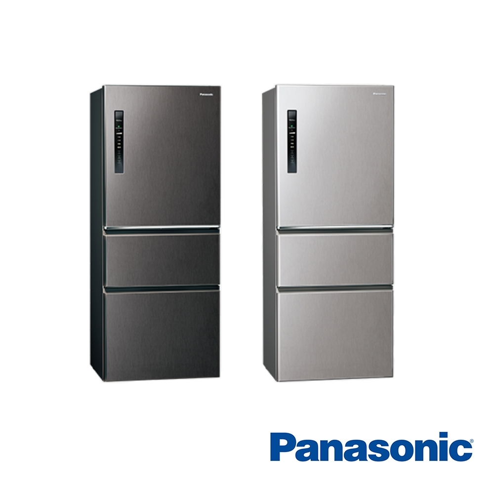 Panasonic國際牌 500公升 一級能效三門變頻電冰箱 NR-C500HV