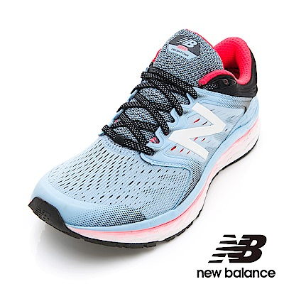 New Balance 避震跑鞋 女 粉藍 W1080CS8