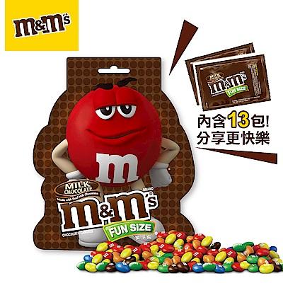 M&M S 牛奶巧克力樂享包182g