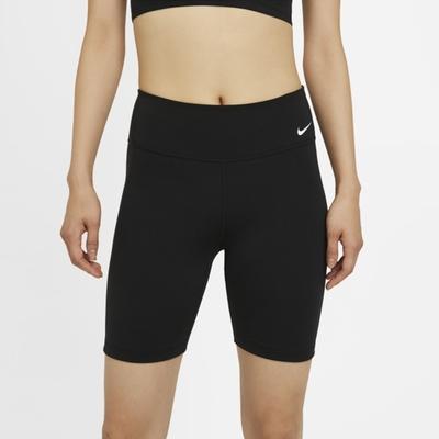 Nike ONE DF MR 7IN SHRT 女短褲-黑-DD0244010