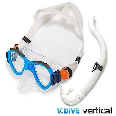 V.DIVE 威帶夫潛水精品組(FS01C 藍)