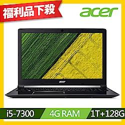 Acer A715-71G-52KQ 15吋筆電(i5-7