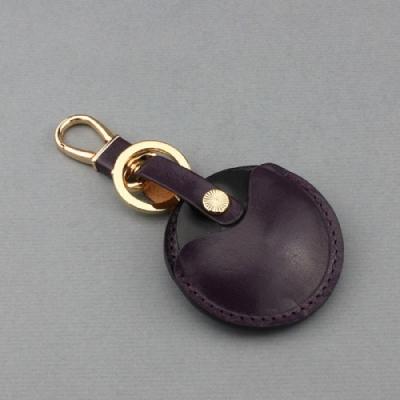 J II 深紫色-gogoro專用鑰匙皮套-OMC