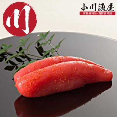(滿額)小川漁屋 空運辛味正明太子1包(100G±10%/包)