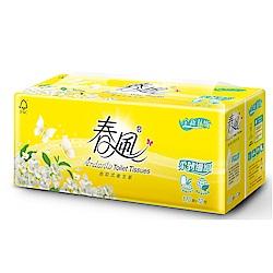 春風柔韌細緻抽取式衛生紙 110抽x12包/串