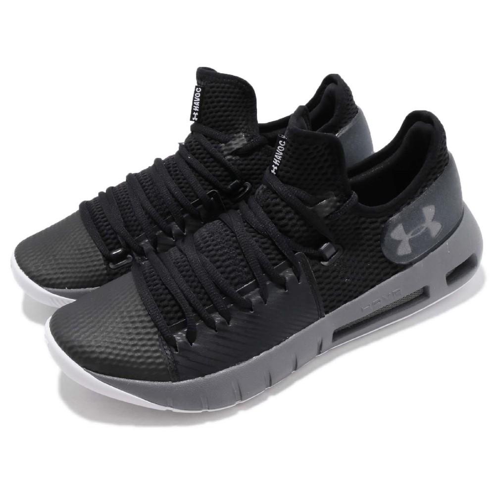 UA 籃球鞋 HOVR Havoc 低筒 運動 男鞋