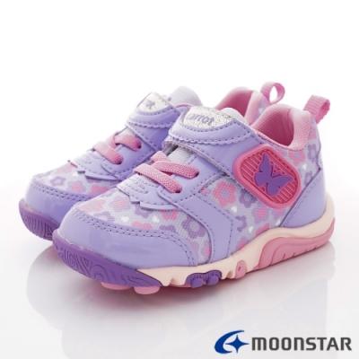 日本Carrot機能童鞋 2E玩耍速乾公園鞋款 TW2629紫(中小童段)