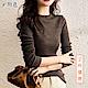 初色  圓領純色針織衫-共4色-(M-2XL可選) product thumbnail 1