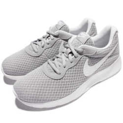 Nike 休閒鞋 Wmns Tanjun 復古 女鞋 低筒 運動 慢跑 跑鞋 穿搭推薦 灰 白