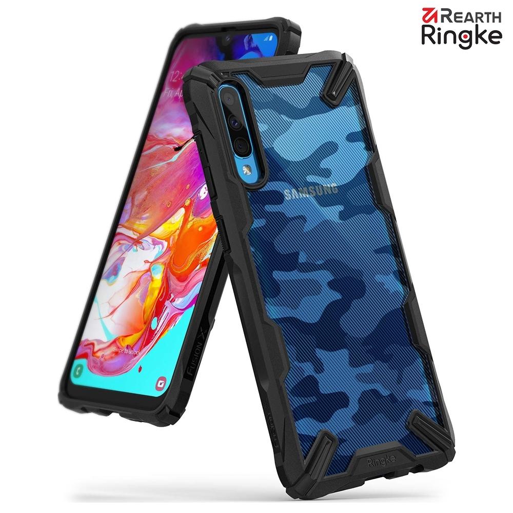 【Ringke】Galaxy A70 [Fusion X Design] 手機殼