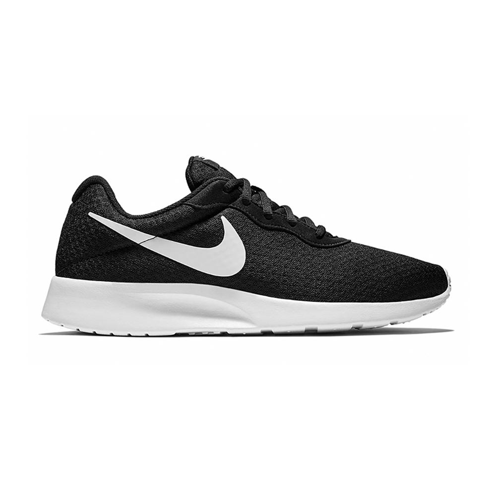 NIKE TANJUN 黑白 慢跑鞋 (男女鞋) 812654-011、812655-011
