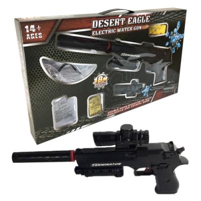 凡太奇 電動連發水彈槍(附一千顆子彈) HD20A - 速