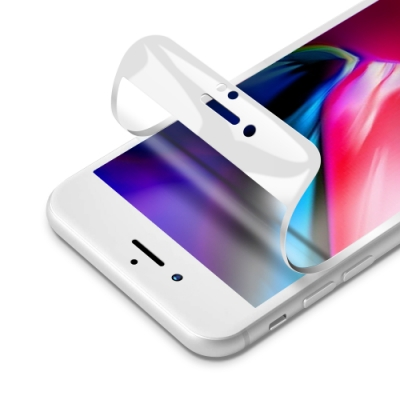 RhinoShield 犀牛盾 iPhone 7 Plus / 8 Plus 3D 壯撞貼 手機螢幕保護貼-白