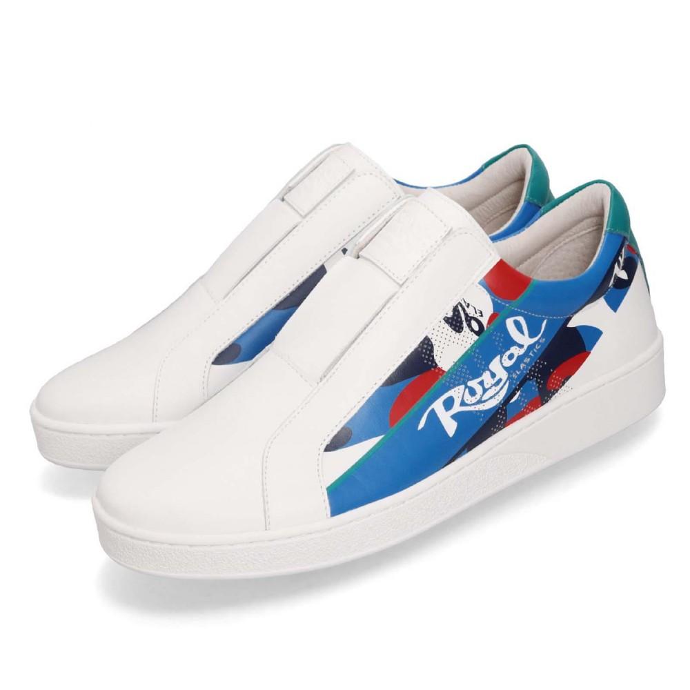 Royal Elastics 休閒鞋 Bishop 低筒 男鞋