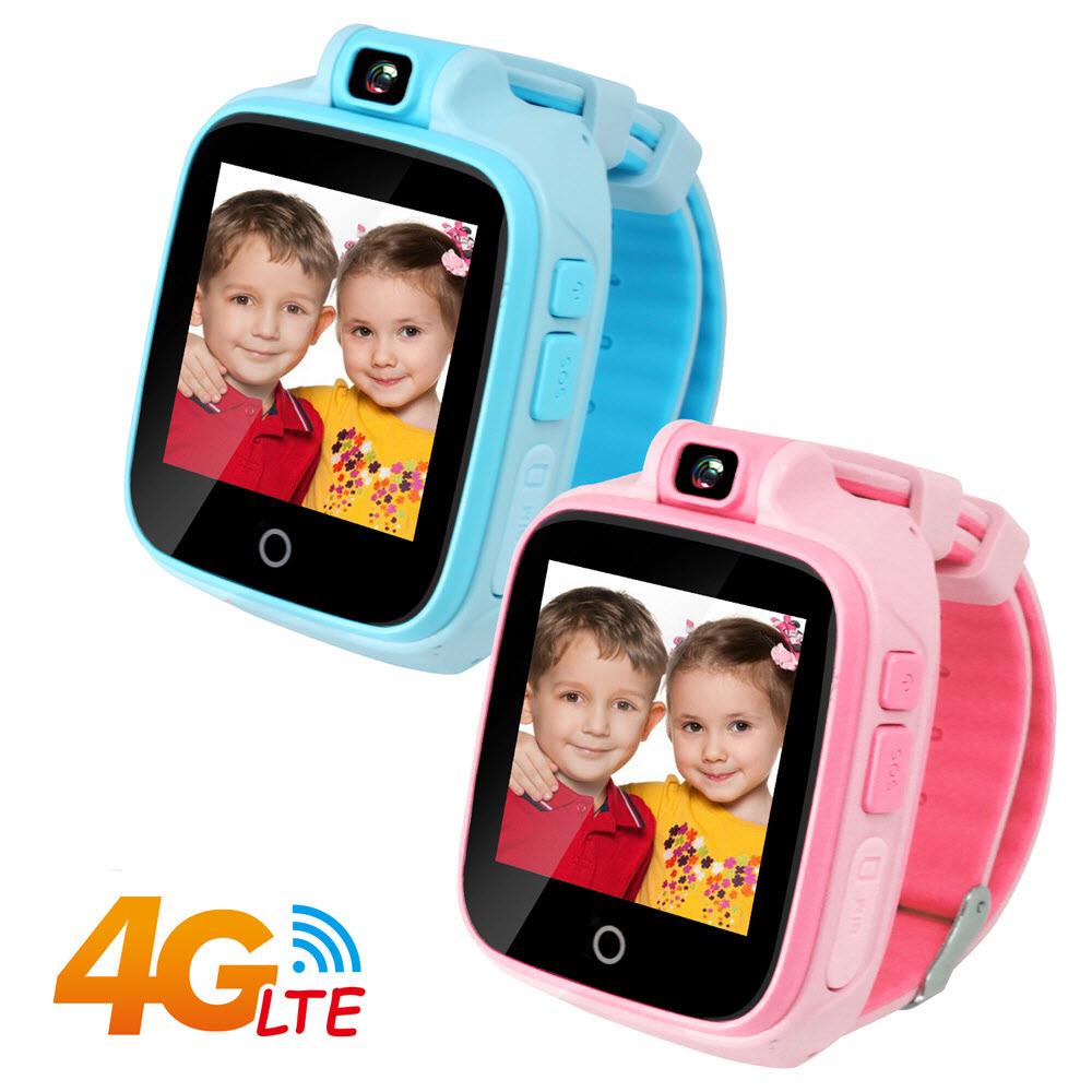 福利品 IS愛思 CW-04 4G LTE定位監控兒童智慧手錶