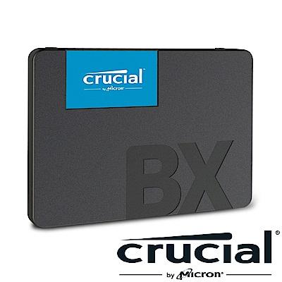 美光 Micron Crucial BX500 1TB SATAIII TLC 2.5吋固態硬碟(讀:540M/寫:500M)