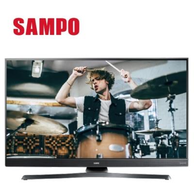 SAMPO聲寶 55型 新轟天雷 4K  液晶顯示器EM-55XT31A(福利品)