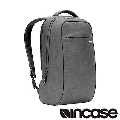 INCASE ICON Lite Pack 15吋 舞龍面料輕量筆電後背包 (麻灰)