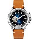 GIORGIO FEDON 1919 TIMELESS IX 鏤空機械錶(GFCK002)