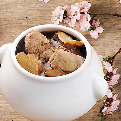 膳食家 麻油雞獨享盅420g