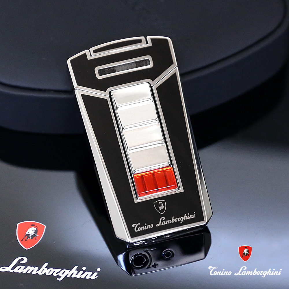 藍寶堅尼Tonino Lamborghini AERO LIGHTER 打火機(黑)