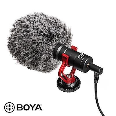 【BOYA】 BY-MM1 電容式 心型指向 麥克風
