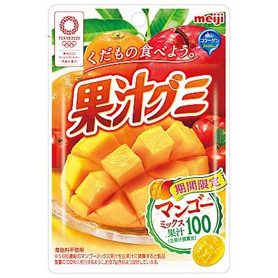 明治 果汁QQ軟糖-芒果口味(47g)