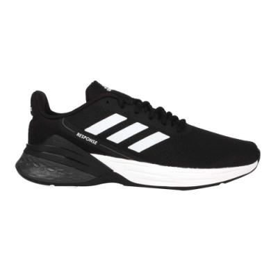 ADIDAS RESPONSE SR 男慢跑鞋-路跑 運動 BOOST 愛迪達 FX3625 黑白