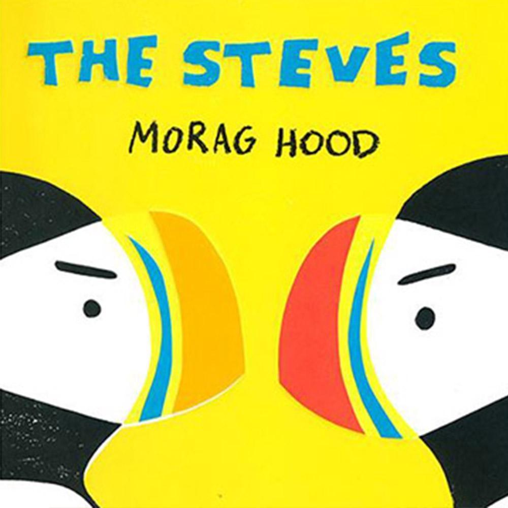 The Steves 兩個史蒂夫精裝繪本