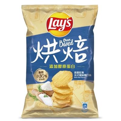 樂事烘焙 波浪普羅旺斯風味鹽(添加膠原蛋白)89g/包
