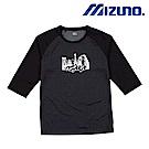 MIZUNO 美津濃 1906七分袖T恤 D2TA753109