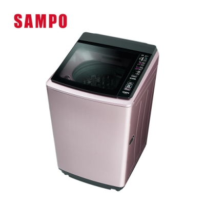 福利品-SAMPO聲寶 14KG PICO PURE變頻直立式洗衣機 ES-KD14P(R1)